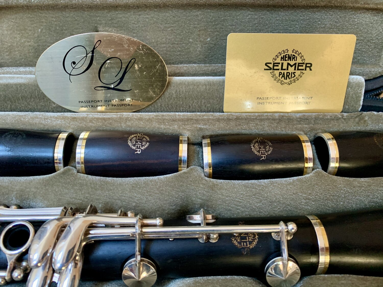 Serial selmer numbers clarinet serial number