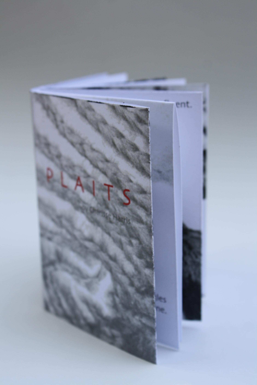 "Miniature Book entitled ""Plaits"""