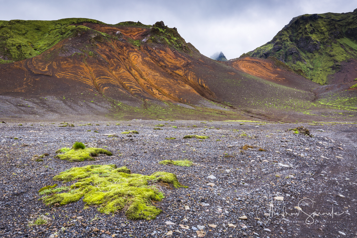 Andrew Sproule | Adventure & Wildlife Photographer | Iceland | Volcanic Red Rock