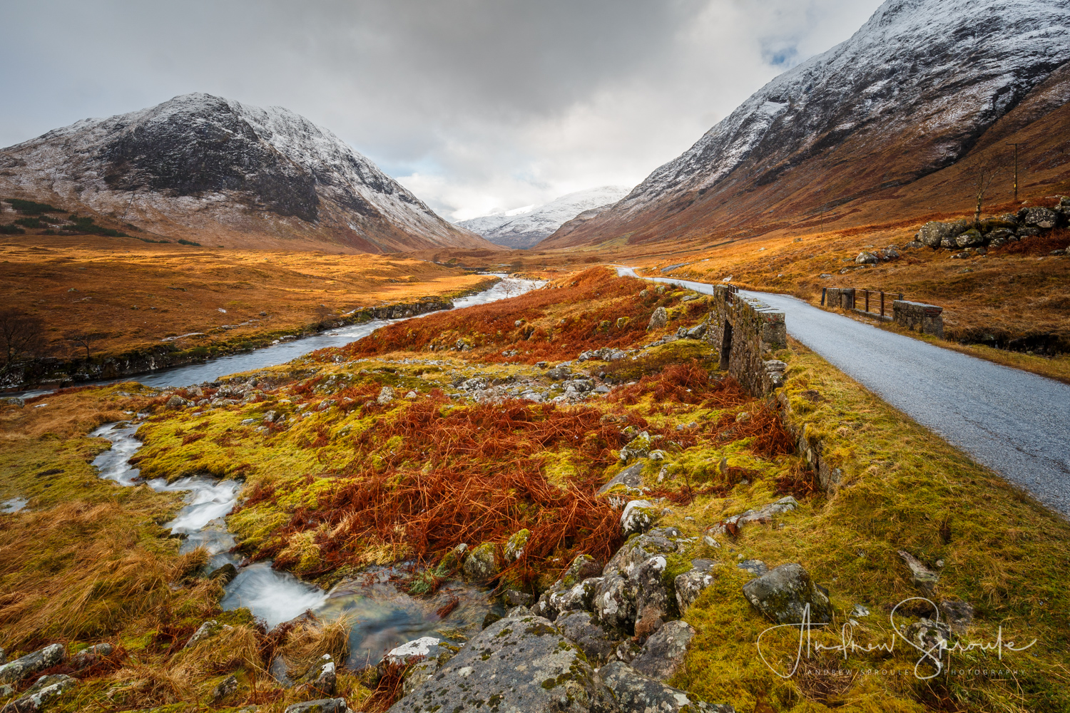 Andrew Sproule Photography | Landscapes | Scotland Gallery