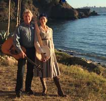 Nell Robinson & Jim Nunally