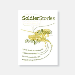 "2009 ""Soldier Stories"" Poster"