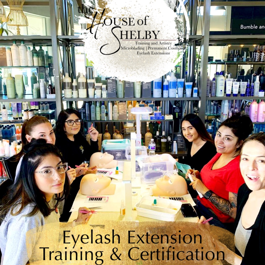 Eyelash Extension Certification - One Day Live Classic Lash Training