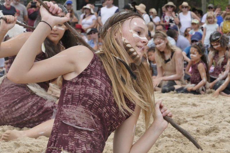 Wagana Aboriginal Dancers