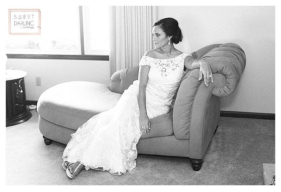 white wedding lace slip dress from Elite Bridal