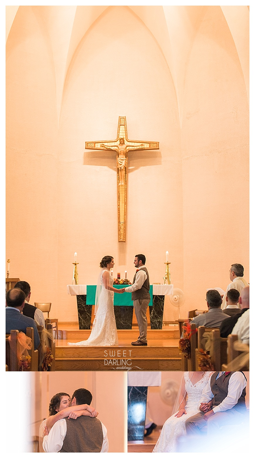 catholic church ceremony for wedding