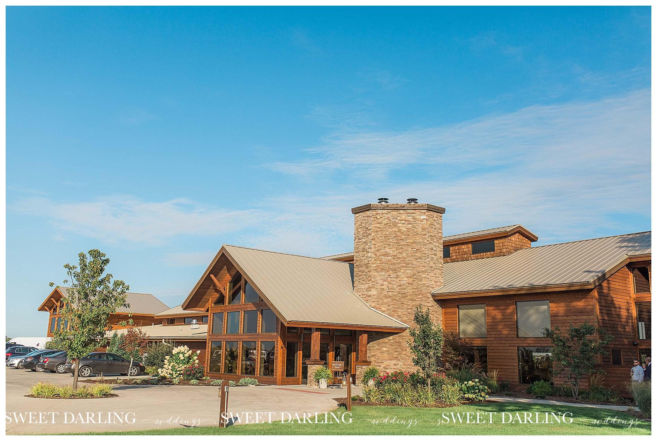 Pear Tree Estate wedding venue in Champaign, IL