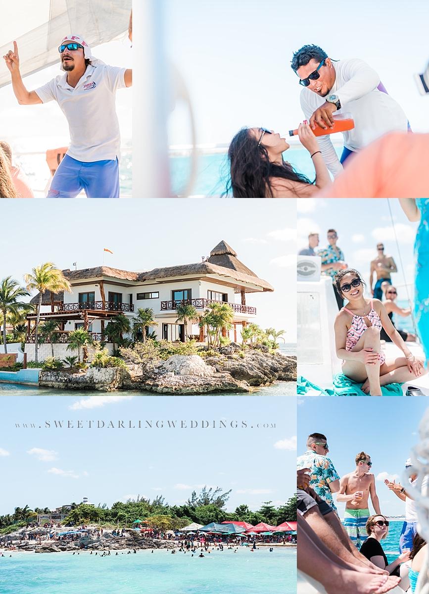 Ricky Martin's house in Isla Mujeres, Mexico