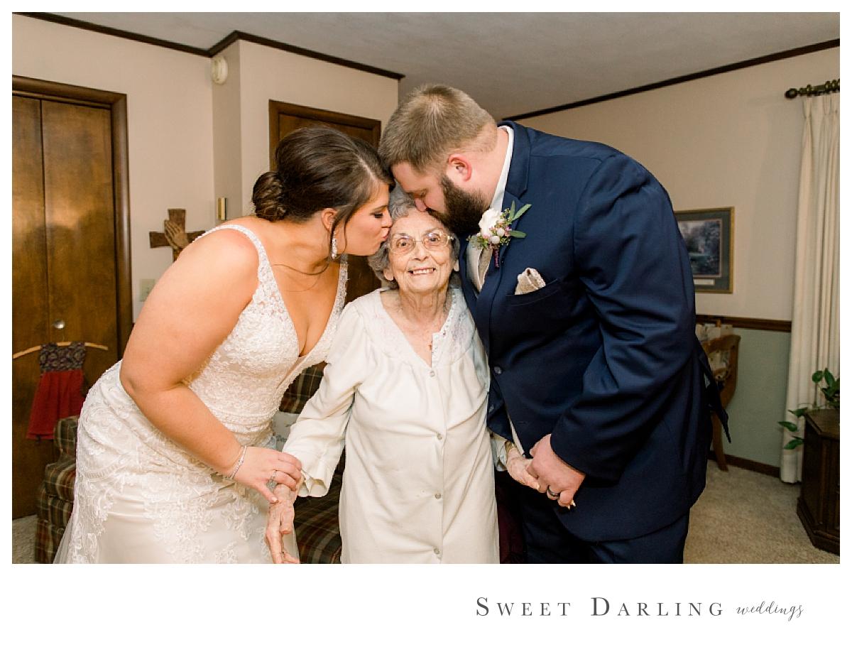 Bride's wish