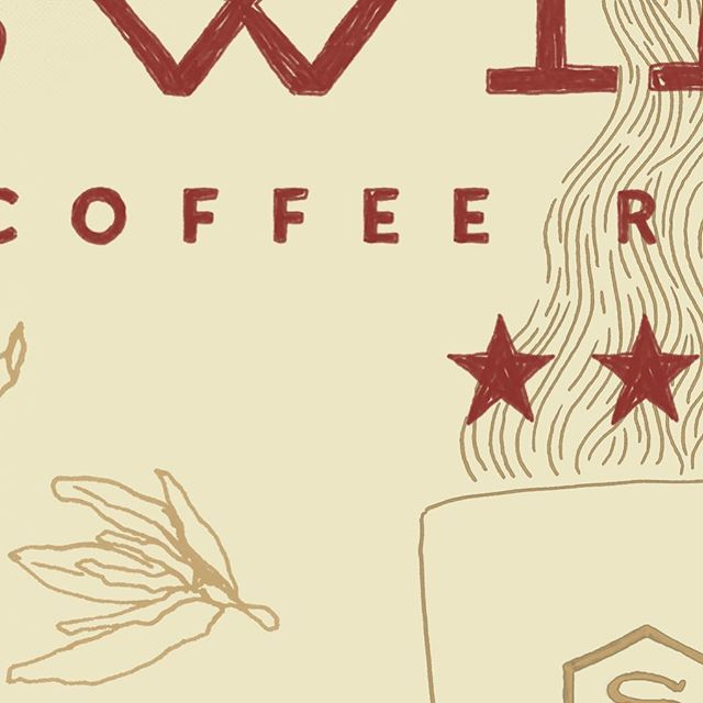 Making something super fun. • • • • #coffee #illustration #handlettering draw #drawallday #photoshop ##illo artoftheday #illustrations