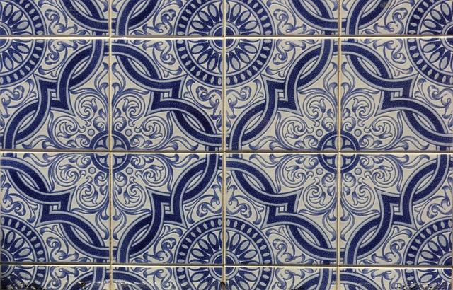 Tiles Ceramic Porto Portugal