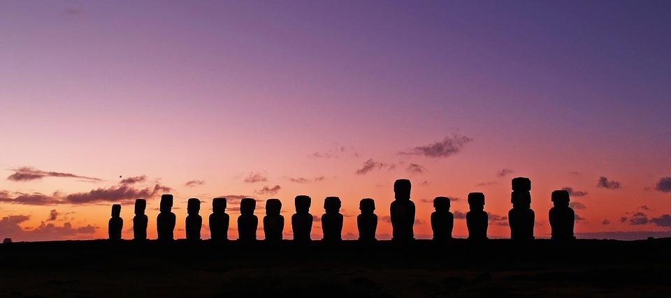 Moai Travel Chile Rapa Nui Easter Island