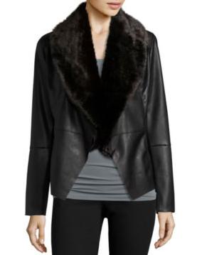 i jeans by Buffalo Faux Fur Jacket