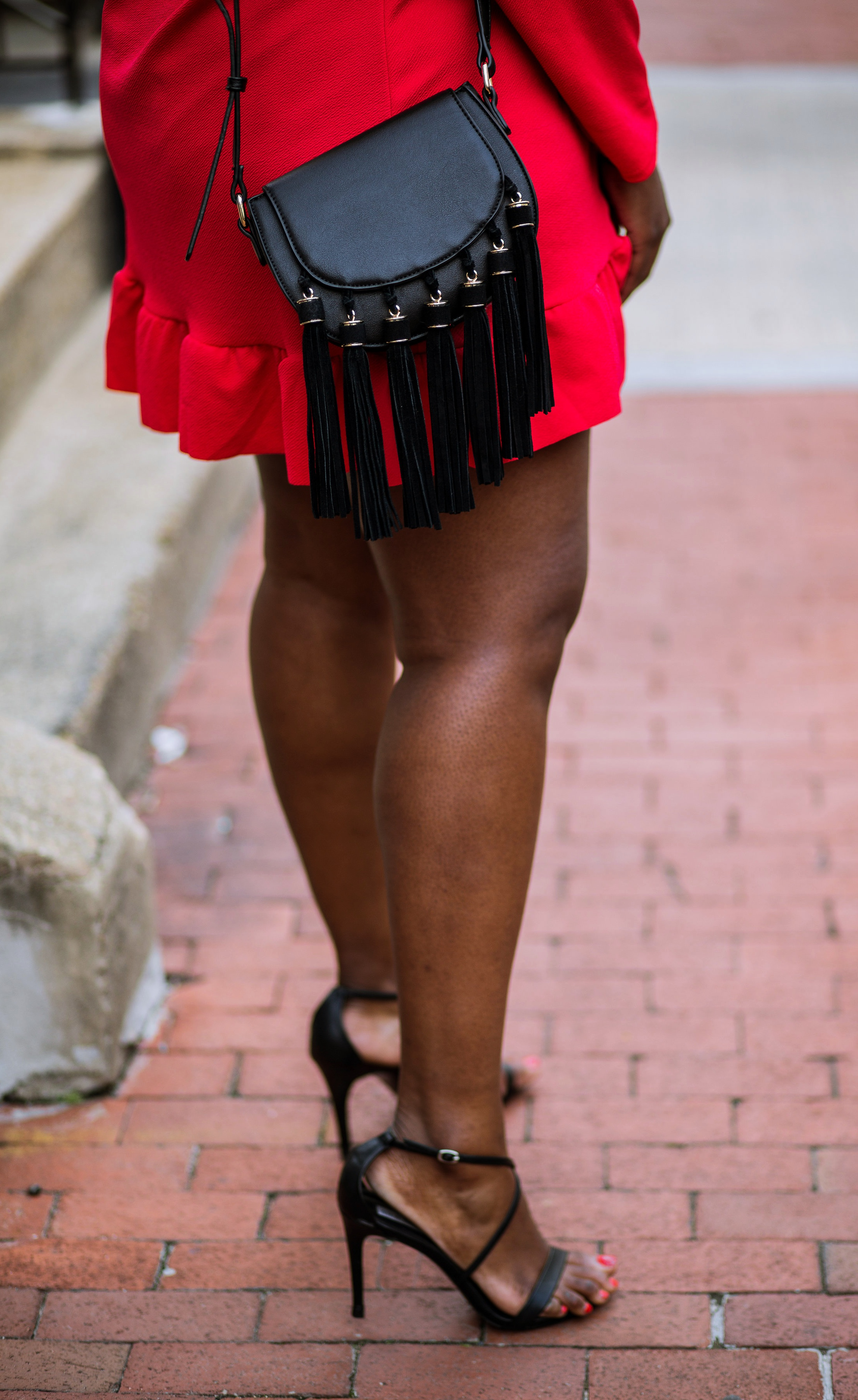 Holiday Outfit Details Charmant Style