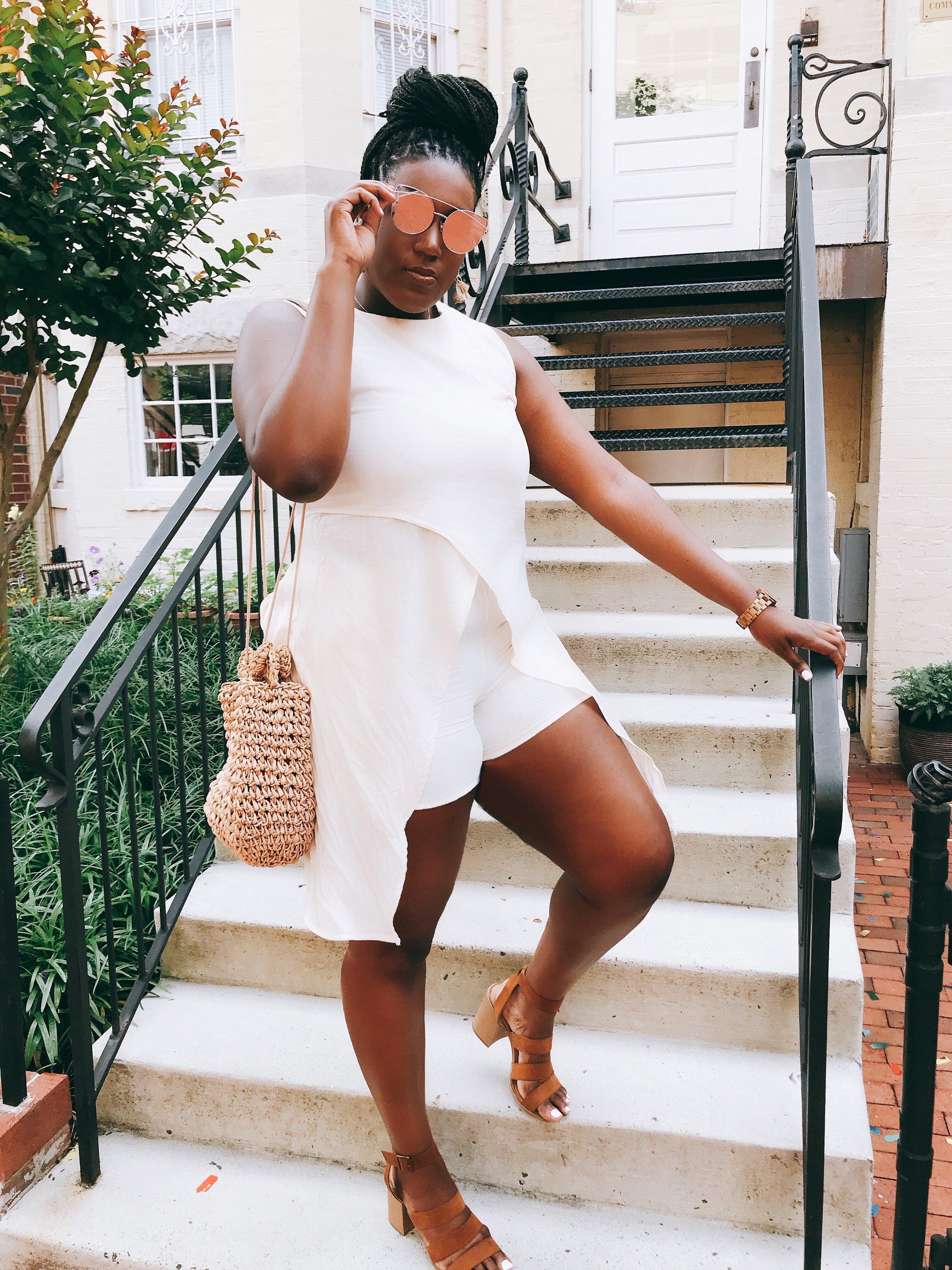 Shein Plus Size Review Charmaine Charmant
