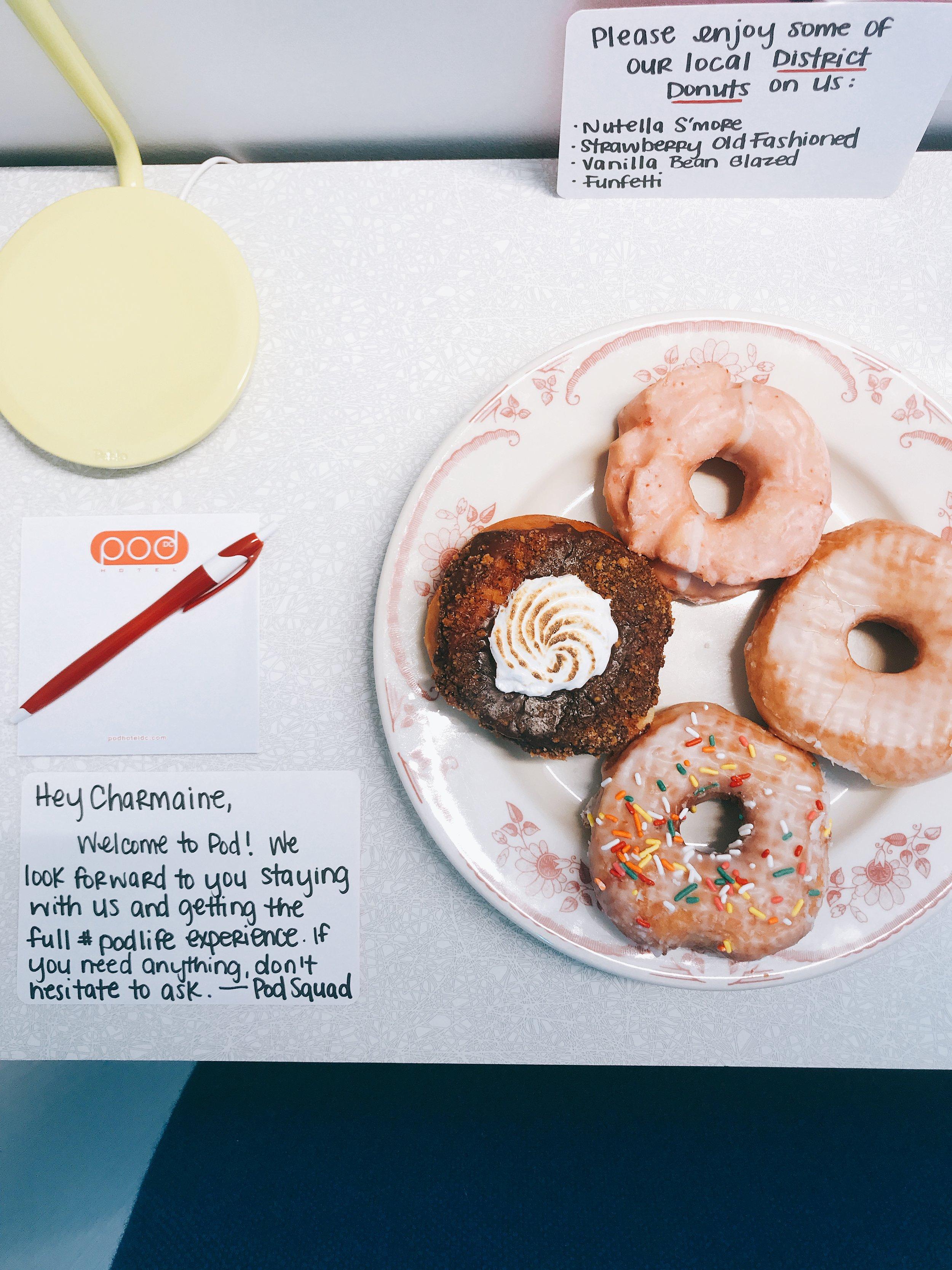 District Doughnuts