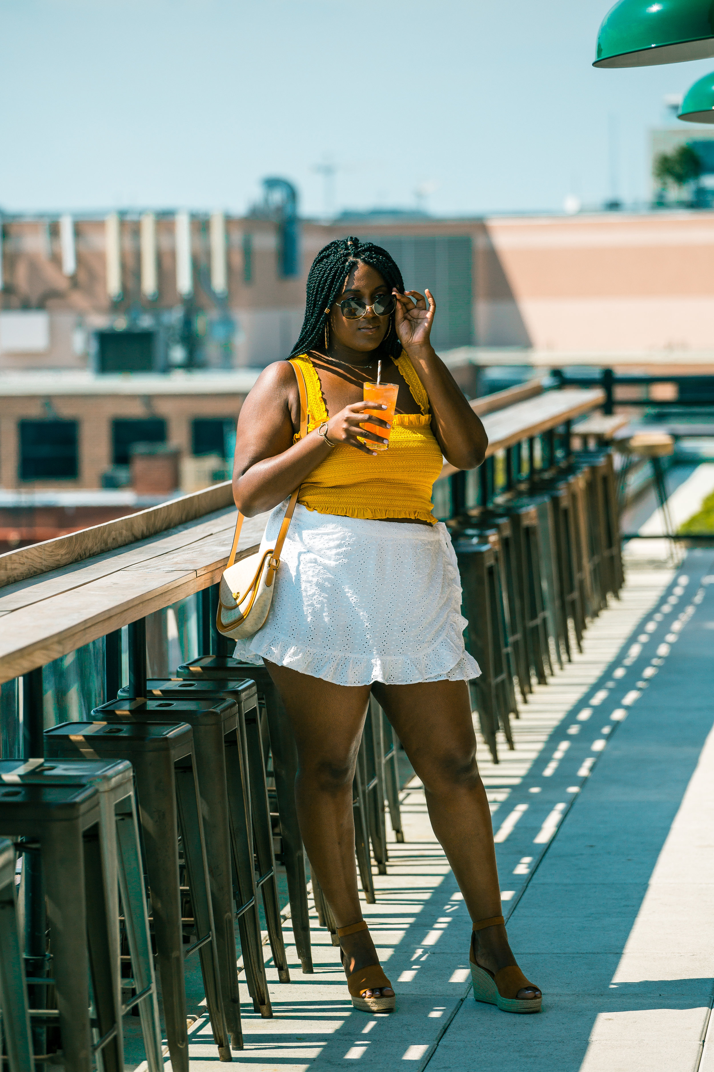 Black Fashion Bloggers Charmaine Charmant