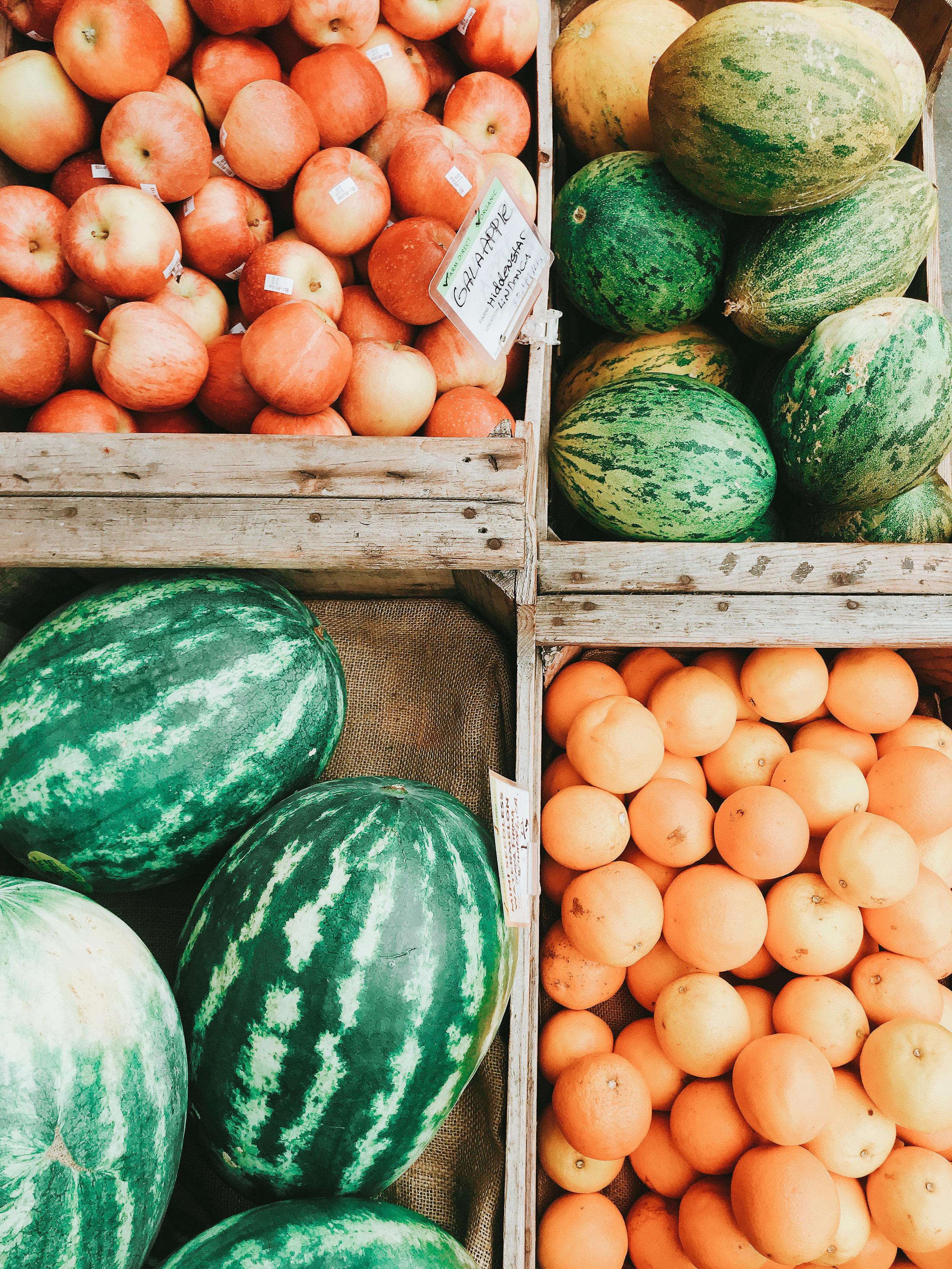 Grocery List On a Budget