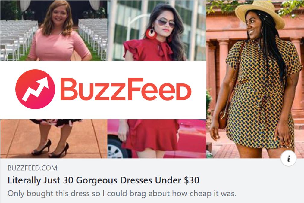 BuzzFeed Charmaine Charmant