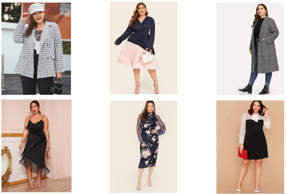 Plus Size Fashion 2019