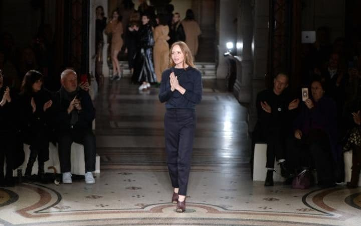 Stella McCartney Skin-Free Skin Paris Fashion Week