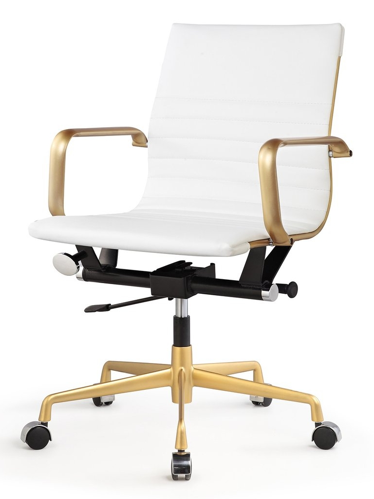 Best Vegan Office Chair: M348 Office Chair by Meelano