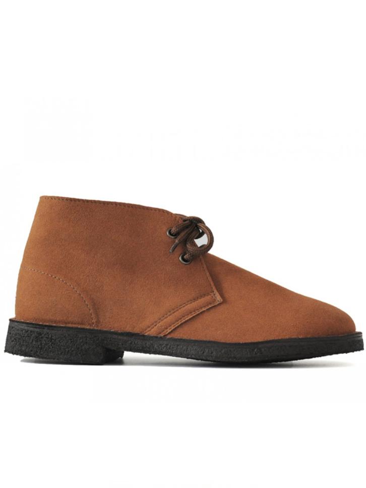 Best Vegan Men's Shoes: Faux Suede Marica & Marco by Noah