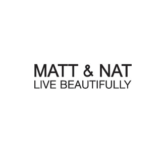Matt & Nat - Matt & Nat is committed to creating accessories that do not use leather or any other animal-based materials. Matt & Nat uses different recycled materials such as recycled nylons, cardboard, rubber and cork. Since 2007, they have been committed to using linings only made out of 100% recycled plastic bottles & have also recently introduced recycled bicycle tires to their collections.Matt & Nat's values include social responsibility, excellence, inclusiveness, integrity, learning, authenticity and, of course, love.MATT & NAT collections can now be found in boutiques across Canada, the United States, the UK, Japan, Germany and Australia.Shop Matt & Nat
