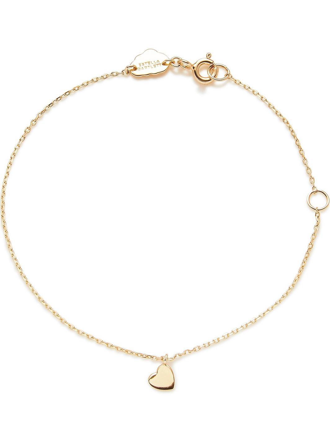 Heart Charm Bracelet - £45