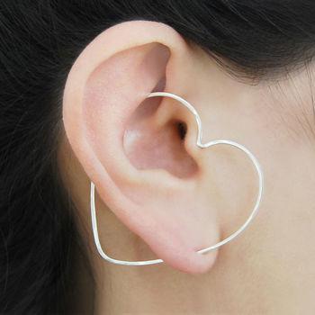 Hoop earring - £13