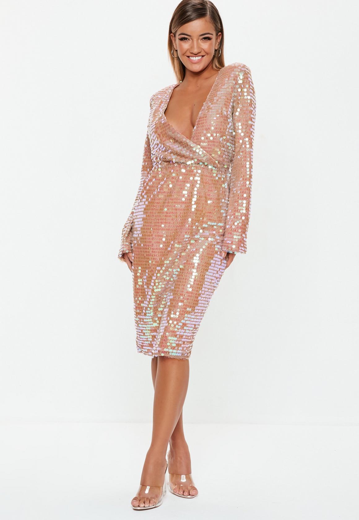 blush-sequin-fluted-sleeve-wrap-over-midi-dress.jpg