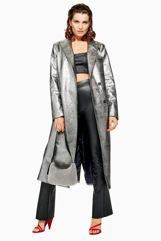 Silver Coat - £45