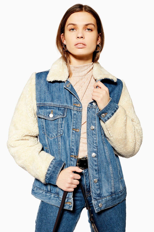 Denim Jacket - £25