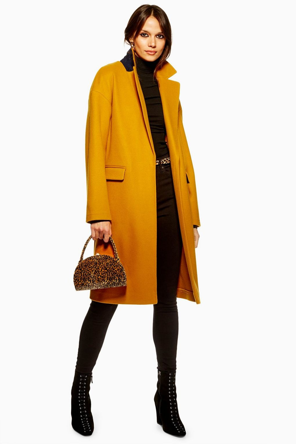 Relaxed Coat - £65