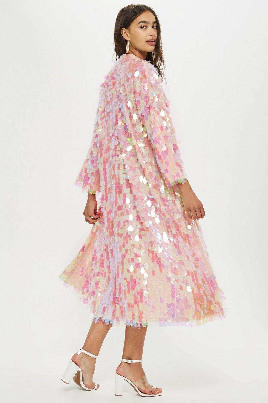 Sequin Kimono - £65