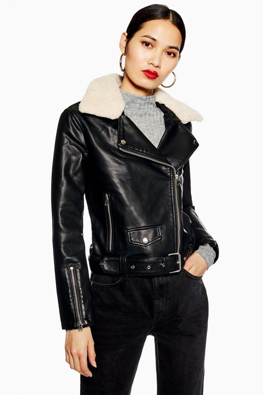 Leather Jacket - £40