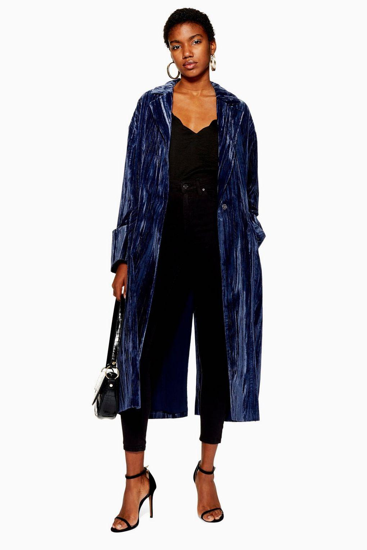 Velvet Jacket - £35