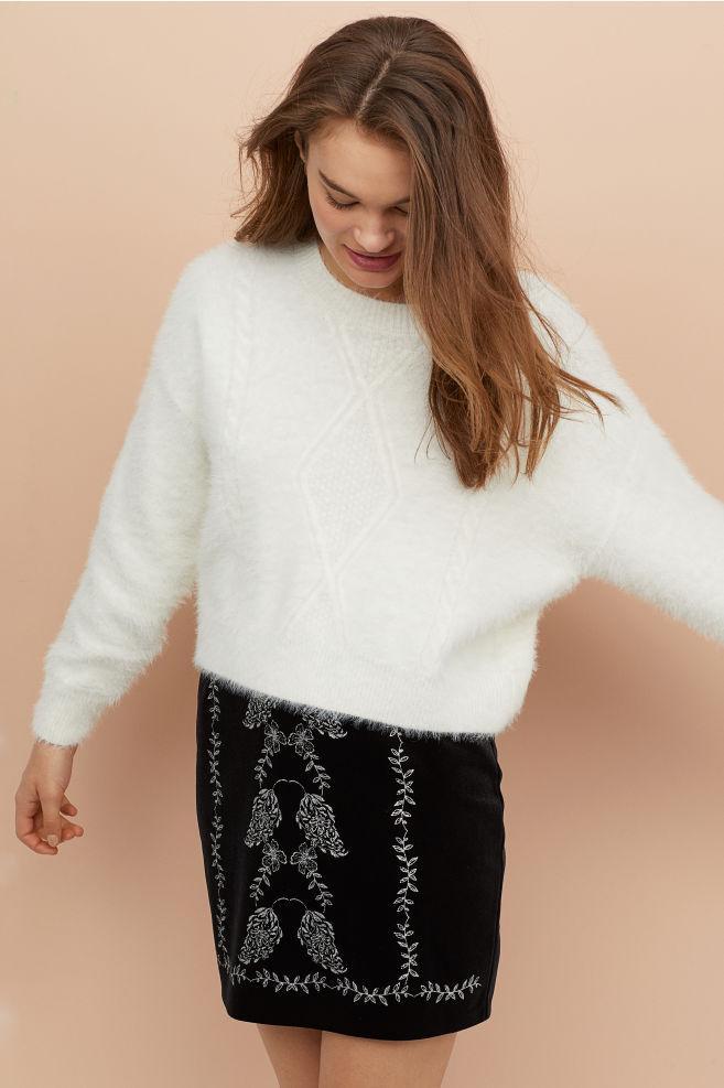 Knit Jumper - £12