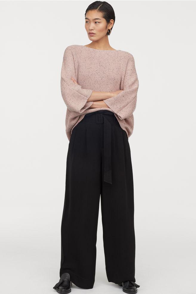 Purl-Knit Jumper - £10