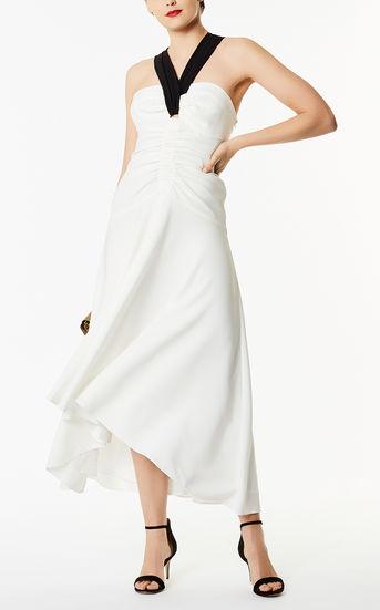 Halterneck Dress - £125