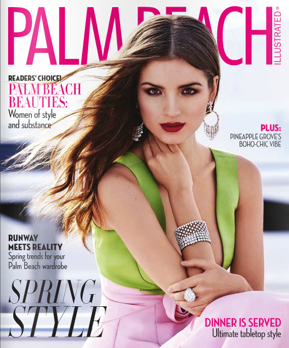 Palm Beach Illustrated March 2015