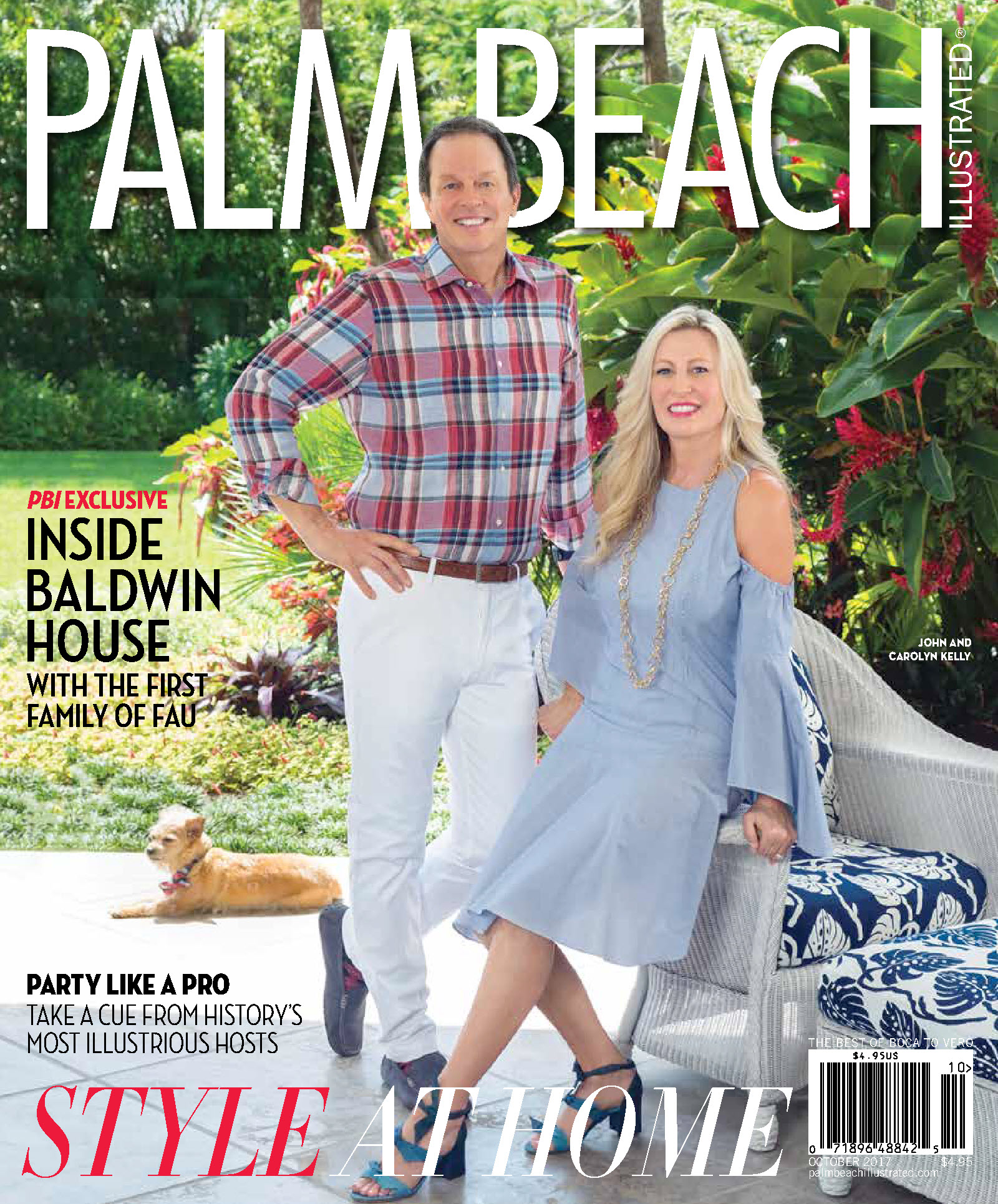 Palm Beach Illustrated October 2017