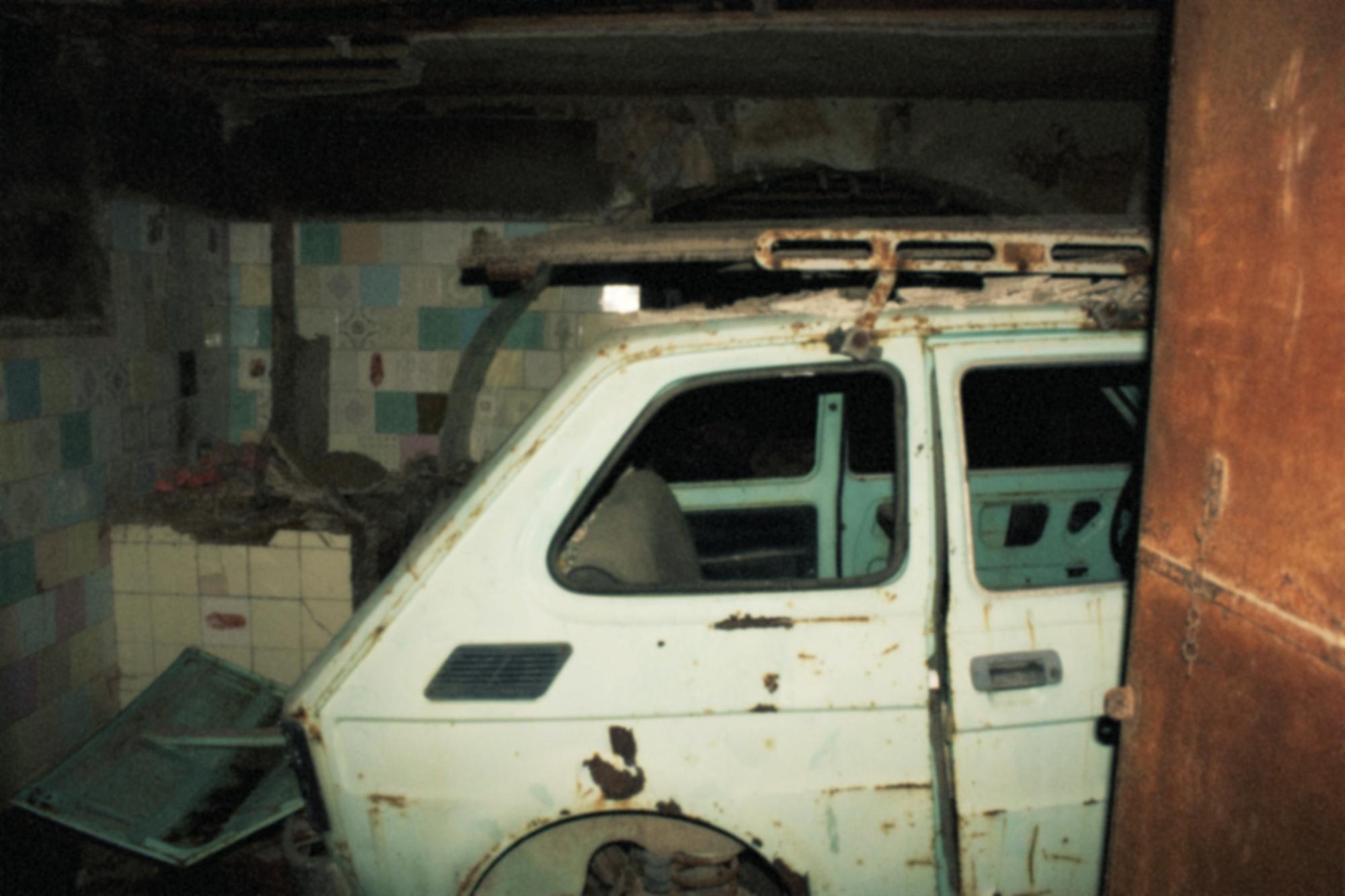 Car in Apice