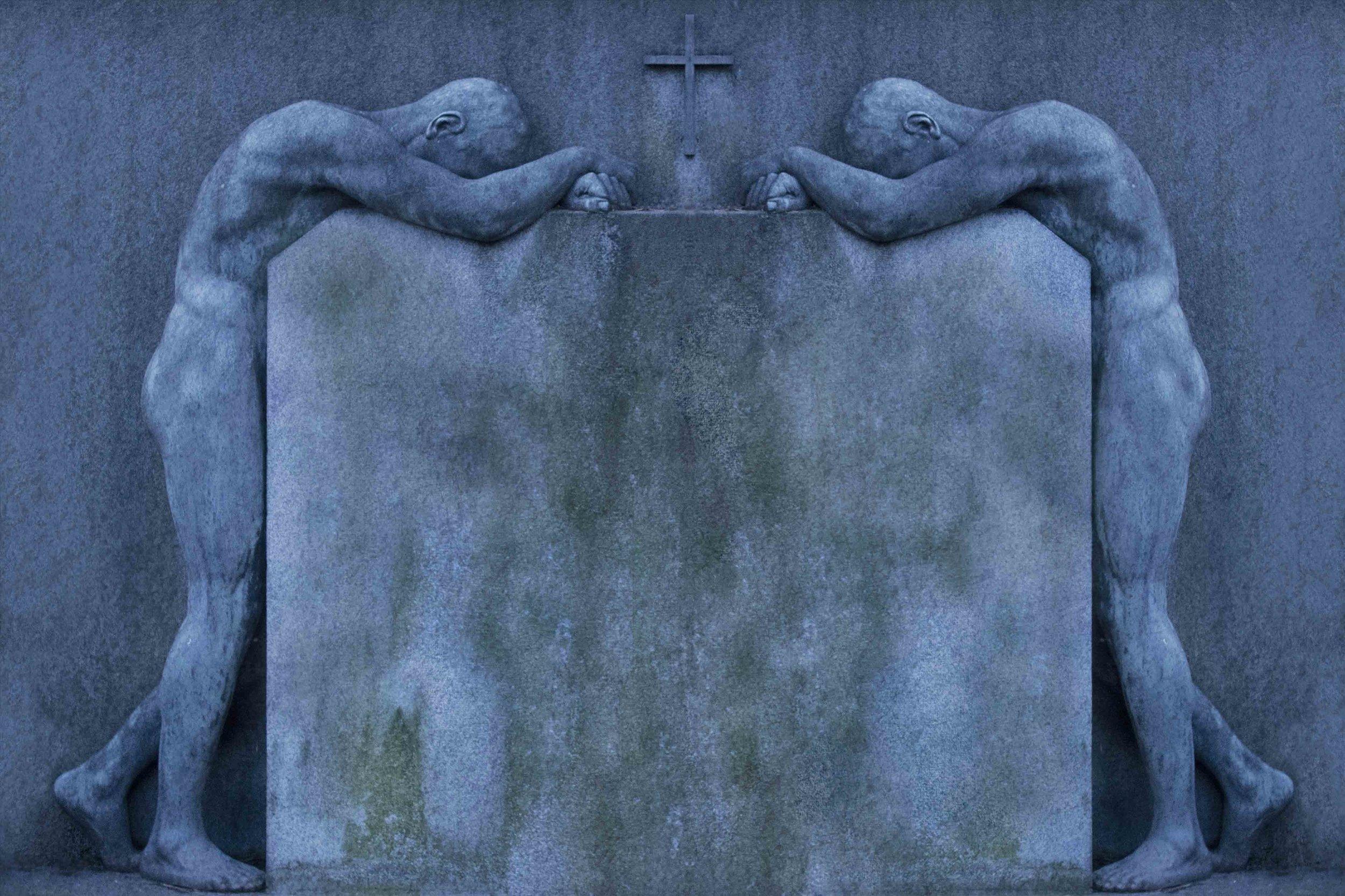 Cross, Tomb
