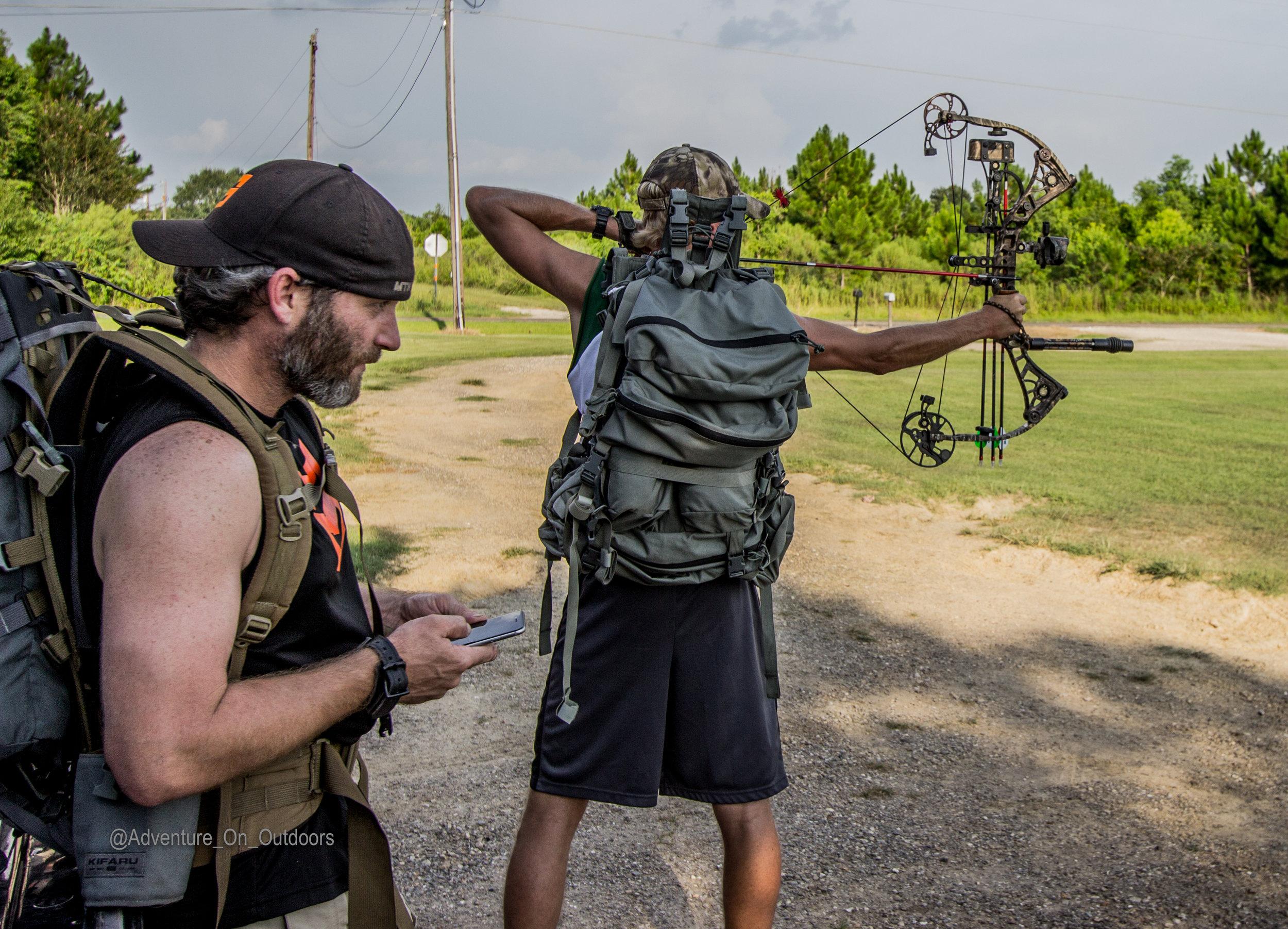 Luke Shoot timer Train To Hunt.jpg