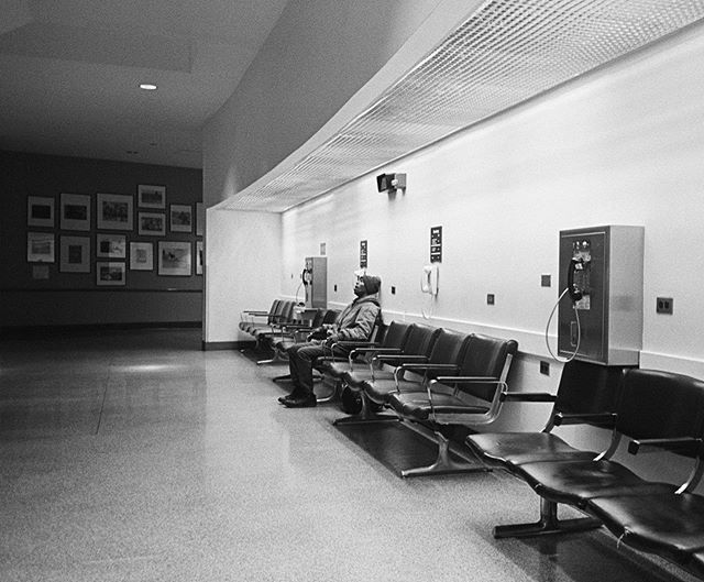 Life man... i feel this picture a lot. I ain't really been posting at all not sure why yet been deliberating on that.  #nikon28ti #airportsonfilm #eyeshotmag #35mmfilm #tmax400
