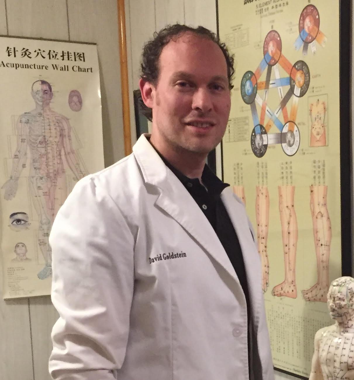 David Goldsten, LAc, Herbalist
