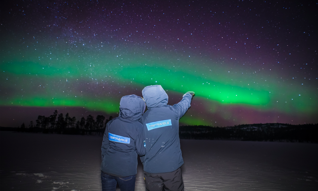 Aurora Hunting -  All our guides are professional