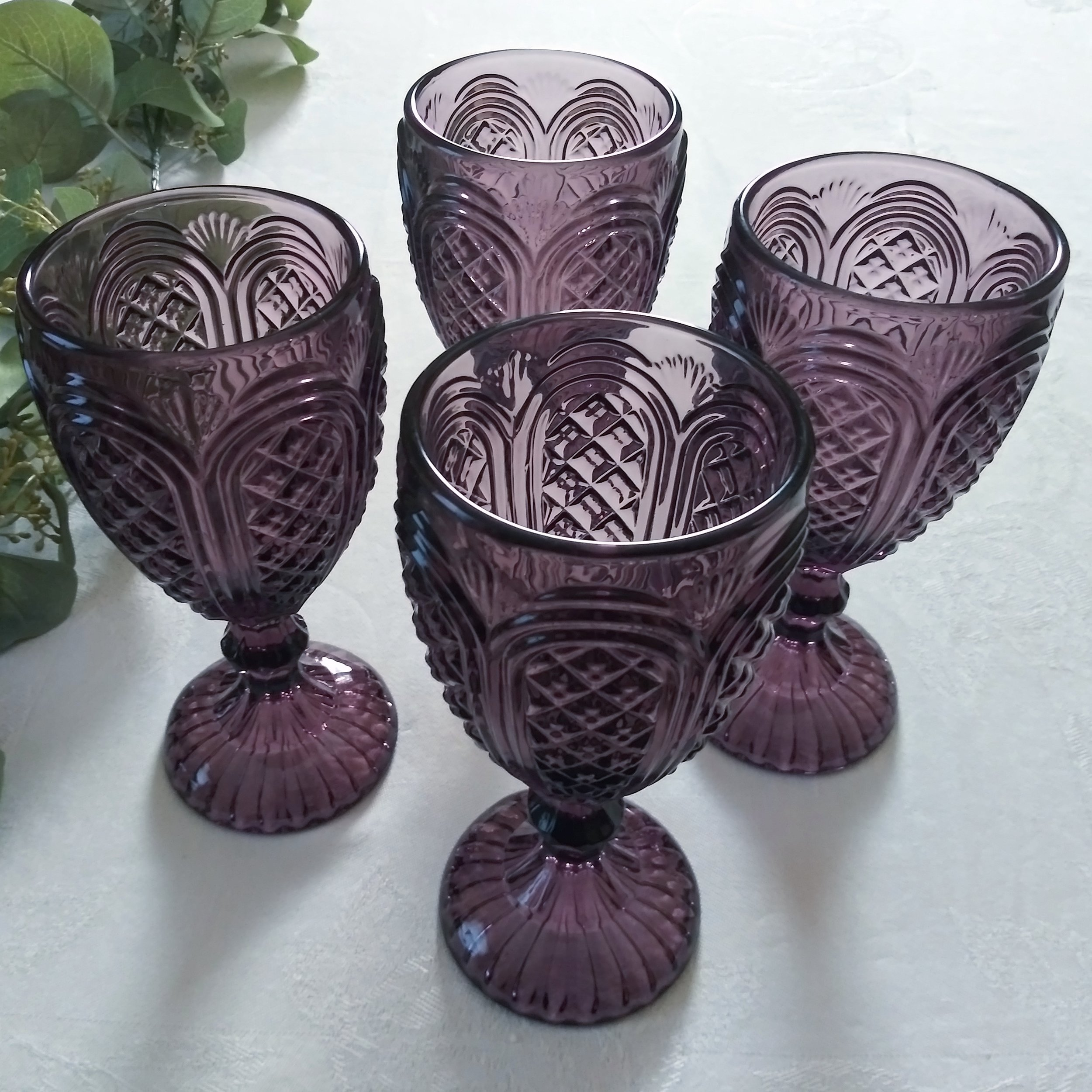 Purple Goblets - Qty 140