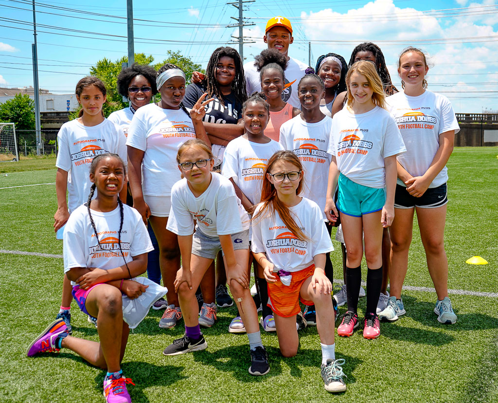 OUR WHY - Our goal when founding FlexWork Sports was and still is to affordably connect the youth aged 6-16 with their favorite pro athletes through positive experiences created by a day of play, learning and interaction. Our competitors typically charge registration fees anywhere between $150 to $600, making their camps much more expensive than that of any of the camps we host. We wanted to provide high quality camps while making it affordable for the average family, and we've done just that!